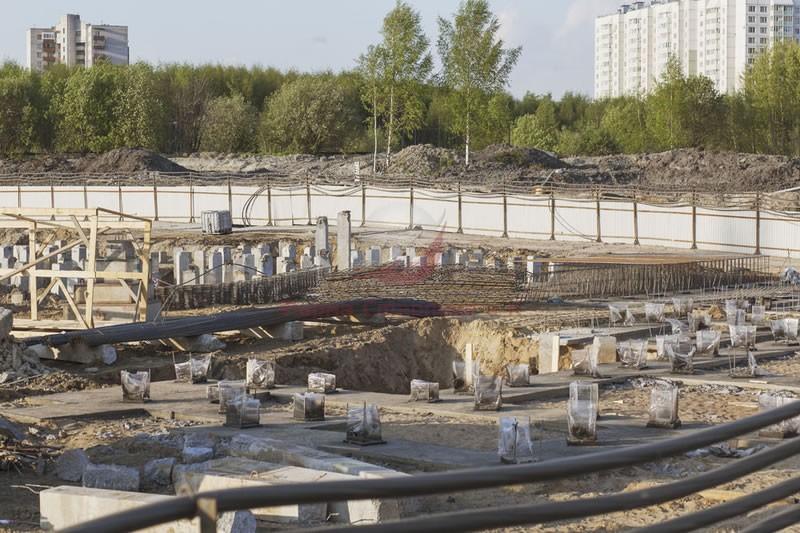 Электроснабжение строительных