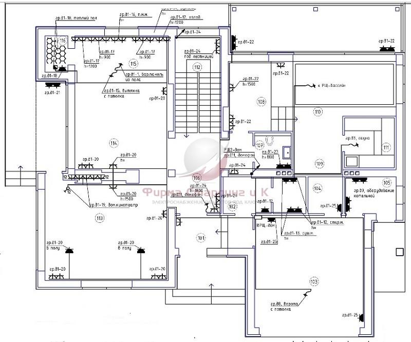 Проект электроснабжения гаража заказать гараж с погребом купить в уфе
